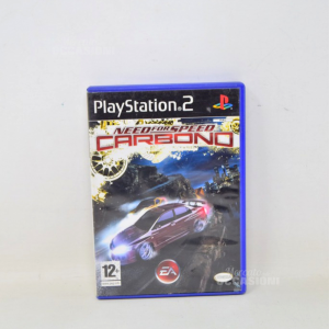 Videogioco Per Playstation 2 Need For Speed Carbono