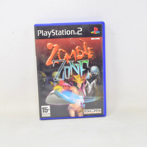 Playstation Game 2 Zombe Zones