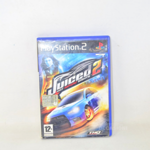 Playstation Game 2 Juiced 2 Hot Import Nights