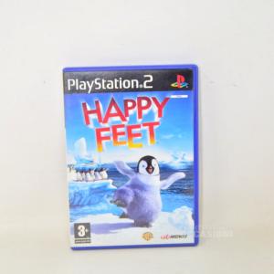 Playstation Game 2 Happy Feet