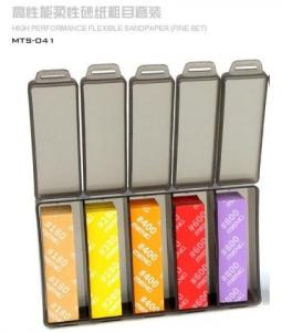 carta vetrata flessibile ad alte prestazioni