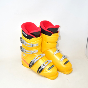 Ski Boots Yellow Headxtr 301 Mm 260-265