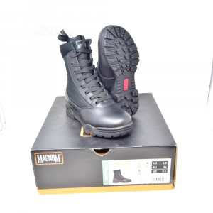 Boot Woman Black Magnum N°.36 New