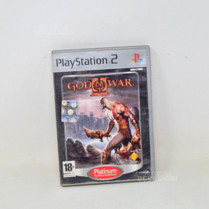 Playstation Game 2 God Of War Two