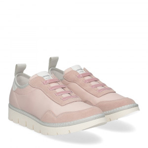 Panchic P05W nylon suede baby rose