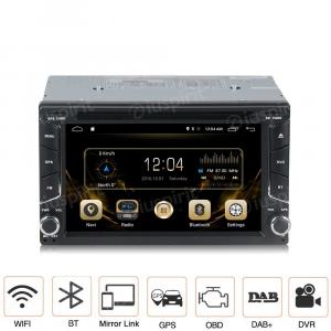 ANDROID autoradio 2 DIN navigatore per Nissan Qashqai Nissan Juke Nissan X-Trail Nissan Tiida GPS DVD WI-FI Bluetooth MirrorLink