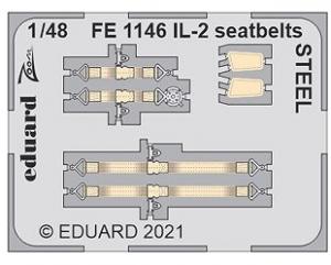 Il-2 Seatbelts Steel