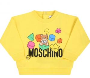 Felpa Moschino