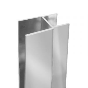 PROFILO DI COMPENSAZIONE PER LINEA ESSENTIAL                           4,5 cm x H. 190 cm