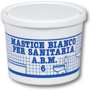 MASTICE BIANCO PER SANITARIA VIKY gr. 900