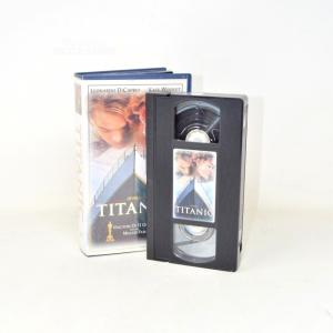 Videocassetta Titanic