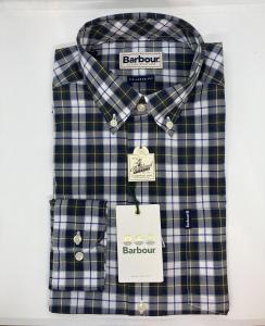 Camicia Barbour, cotone
