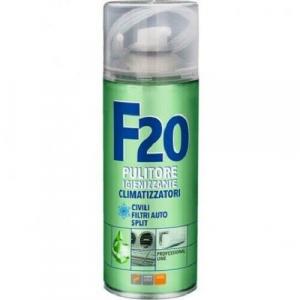 PULITORE IGIENIZZANTE CLIMATIZZATORI F20 400ML