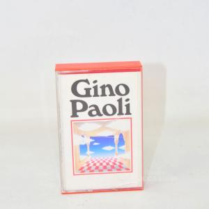 Audiocassetta Di Gino Paoli