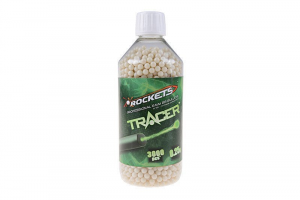 BB traccianti rockets 0,25