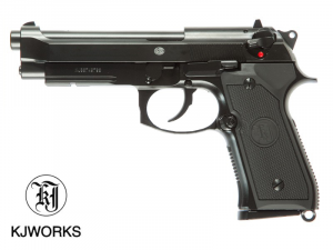 Beretta m9a1 a gas blow back.