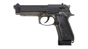 Beretta m9a1 KJW OD green Blow back