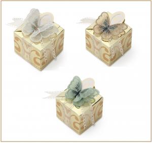 HERVIT - BOX CARAT GOLD C/5 CONFETTI IMBUSTATI