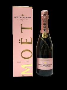 Champagne Moet & Chandon Rosé Impérial cl. 75 - France
