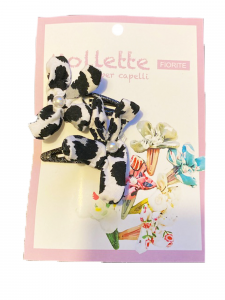 Leopardo - Set di mollette