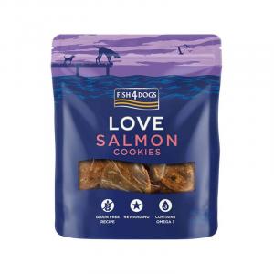 SeaJerky Salmon cookies