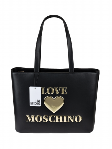 Love Moschino Borsa Shopping Donna Nero