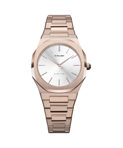 Orologio D1 Milano, ROSE CLOUD ULTRA THIN BRACELET 34 MM