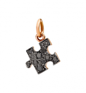 DODO PUZZLE Diamanti black