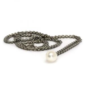 Collana d'Argento con Perla
