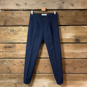 Pantalone Department 5 Uomo Prince Pences Chinos Notte 100% Cotone