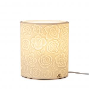 HERVIT - LAMPADA IN PORCELLANA BISCUIT