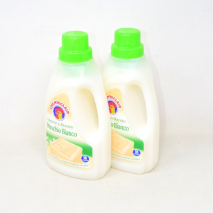 Chanteclair bucato muschio bianco - lt.1 Per 2 Pezzi