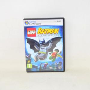 Pc Videogame Lego Batman