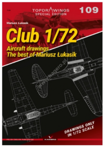 Club 1/72 Aircraft Drawings.