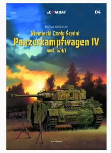 German Medium Tank Panzerkampfwagen IV AUSF. G/H/J