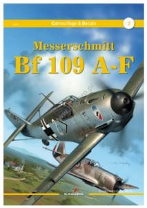Messerschmitt Me-109 A-F