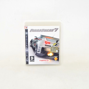 Video Game Playstation 3 Ridge Racer 7