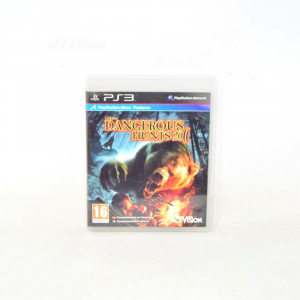Video Game Playstation 3 Dangerous Hunts 20