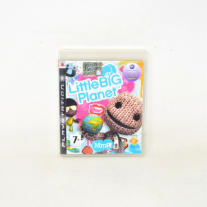 Playstation Game 3 Little Big Planet