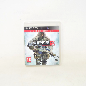 Videogioco Per Playstation 3 Sniper2 Ghost Warrior