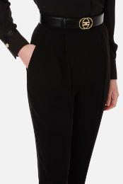 Pantalone Vita Alta Cintura Elisabetta Franchi SS21