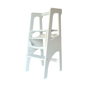 Accessorio Seggiolone per Learning Tower EVO - Bianco