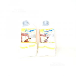 Mocio Mop Con Panno In 100% Microfibra Apex 2 Pezzi Nuovo