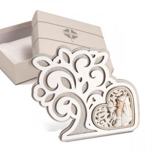 Quadrifoglio - collezione Cleo, icona comunione bimba