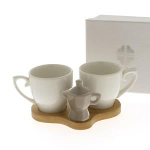 Quadrifoglio - collezione Asia, set 2 tazze