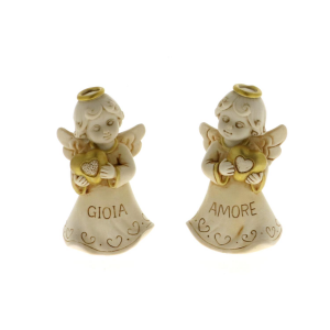 Quadrifoglio - collezione Isa, angelo