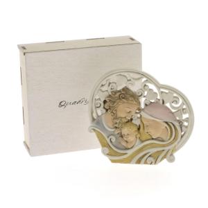 Quadrifoglio - collezione Shaira, icona sacra famiglia