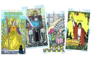 78 carte Tarocchi Universali