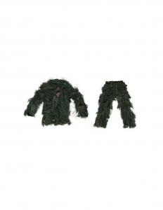 Tuta ghillie (pantaloni e giacca)