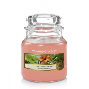 Yankee Candle - THE LAST PARADISE - GIARA PICCOLA